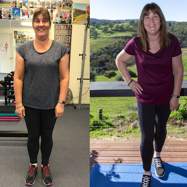 """""""I feel so much better within myself. I feel fitter and healthier! Thank you!"""""""